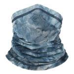 Unisex Warm Fleece Neck Scarf Outdoor Windproof Half Face Mask Cover (004)