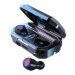 M12 Touch Mini Wireless Earphones Waterproof Sports Bluetooth TWS Earbuds