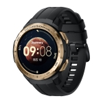 HONOR GS Pro Discovery Fitness Tracker Smart Watch, 1.39 inch Screen Kirin A1 Chip, Support Bluetooth Call, GPS, Heart Rate /Sleep / Blood Oxygen Monitoring(Gold)