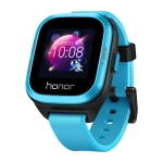 HONOR K 2 Children Smart Watch, 1.3 TFT inch Screen, Support Positioning / Voice Call / One-key SOS / Pedometer (Blue)