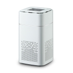 DS-008 Countertop Air Purifier Household Small Desktop Negative Ion Purifier with Ultraviolet Rays (EU Plug)
