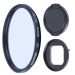 RUIGPRO for GoPro HERO9 Black Professional 52mm UV Lens Filter with Filter Adapter Ring & Lens Cap