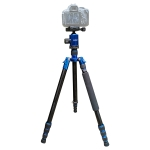 TRIOPO Oubao A-688  Adjustable Portable  Aluminum Aalloy Tripod with Ball Head for SLR Camera