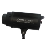 TRIOPO Oubao TTR600W Studio Flash with E27 150W Light Bulb