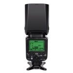 Triopo TR-666 2000mAh 2.4G Wireless Dual TTL Mode Flash Speedlite for Canon / Nikon DSLR Cameras