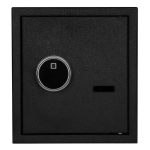[US Warehouse] Home Use Electronic Password Steel Plate Safe Box with FS360 Fingerprint Unlock, Size: 13x13x14.2 inch