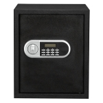 [US Warehouse] Home Use Electronic Password Steel Plate Safe Box, Size: 13.8x13x16.5 inch