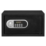 [US Warehouse] Home Use Electronic Password Steel Plate Safe Box, Size: 16.93×14.57×9.06 inch
