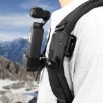 Sunnylife OP-Q9196 Metal Adapter + Bag Clip for DJI OSMO Pocket 2