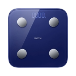 [HK Warehouse] Realme Human Body Intelligent Electronic Scale Household Weight Scale Adult Body Fat Scale (Blue)
