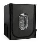 Creality 3D Printer Flame Retardant Aluminum Foil Cloth Protective Cover for Ender-3, Big Size: 70x75x90cm