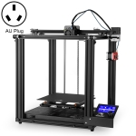 CREALITY Ender-5 Pro Silent Mainboard Double Y-axis DIY 3D Printer, Print Size : 22 x 22 x 30cm, AU Plug