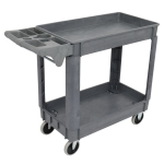 [US Warehouse] Small Plastic Tool Cart, Size: 15.65×6.69×13.09cm
