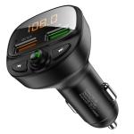 FLOVEME YXF-88 Car Bluetooth MP3 Player Car Kit, Support TF Card & U Disk & Bluetooth Connection
