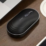 Original Xiaomi MIIIW Adjustable Lifting Deformation Dual Mode Wireless Bluetooth Mouse