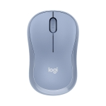 Logitech M221 Fashion Silent Wireless Mouse (Blue)