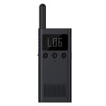Original Xiaomi Mijia Mini Walkie Talkie 1S, Support FM Radio & Location Sharing (Black)