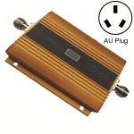 DCS-LTE 4G Phone Signal Repeater Booster, AU Plug(Gold)