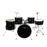 [US Warehouse] 5 in 1 22 inch Adult Drum with Bass