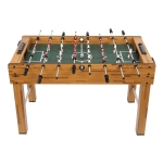 [US Warehouse] Pexmor 48 inch Football Table with Plastic Cup Holder