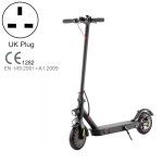 [UK Warehouse] E9D 8.5 inch Scooter 7.5Ah Honeycomb Tire Scooter with Double Shock Absorber, Max Speed: 25km/h