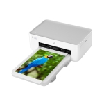 Original Xiaomi Mijia 1S Mini Automatic Pocket Photo Printer, US Plug(White)