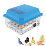 Egg Incubator Small Automatic Home Intelligent Chicken Tool Hatcher Specification: 12 PCS Fully Automatic (Roller Spacing Adjustable)