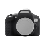 PULUZ Soft Silicone Protective Case for Canon EOS 850D (Black)