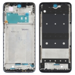 Original Front Housing LCD Frame Bezel Plate for Xiaomi Redmi Note 9S / Note 9 Pro(India) / Note 9 Pro Max(Grey)
