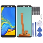 OLED Material LCD Screen and Digitizer Full Assembly for Samsung Galaxy A7 (2018) SM-A750