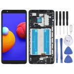 LCD Screen and Digitizer Full Assembly With Frame for Samsung Galaxy A01 Core SM-A013