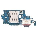Original Charging Port Board for Samsung Galaxy S21+ 5G SM-G996B (EU Version)