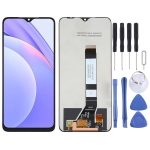Original LCD Screen and Digitizer Full Assembly for Xiaomi Redmi Note 9 4G