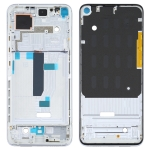 Front Housing LCD Frame Bezel Plate for Xiaomi Mi 10T Pro 5G / Mi 10T 5G / Redmi K30S M2007J3SC M2007J3SY (Silver)