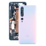 Original Battery Back Cover for Xiaomi Mi 10 Pro 5G(White)