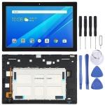 LCD Screen and Digitizer Full Assembly with Frame for Lenovo TAB4/TB-X304F/TB-X304L/TB-X304N/TB-X304X/TB-X304 (Black)