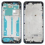 Front Housing LCD Frame Bezel Plate for Motorola Moto E (2020) (Blue)