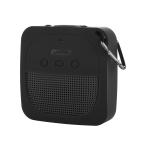 Anti-Drop Silicone Audio Storage Protective Cover For Bose Soundlink Micro(Dark Gray)