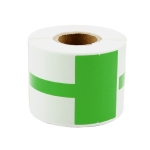 Printing Paper Cable Label For NIIMBOT B50 Labeling Machine(03T-Green)