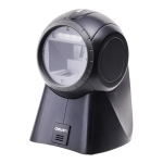 Deli One-Dimensional Code Two-Dimensional Code Screen Barcode Scanner Supermarket Catering Stores Scanner, Model: 14960 Black