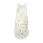 Newborn Cotton Quilt Sleeping Bag Baby Anti-Shock Swaddling Eggs (Four Seasons), Specification: M (3-6 Months)