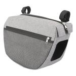 Baby Stroller Oblique Hanging Bag  Universal Waterproof Stroller Hanging Bag(Gray)