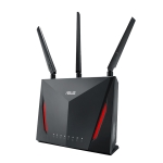 Original ASUS 2900M Dual-band Full Gigabit RT-AC86U Home WiFi Router Wireless Router Repeater, Support AiMesh