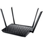 Original ASUS RT-AC1200GU Dual Frequency 1200M Gigabit Home WiFi Router Wireless Router Repeater with 4 Antennas