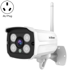 Sricam SH024 3.0 Million Pixels 1296P HD Outdoor IP Camera, Support Motion Detection / Humanoid Detection / Night Vision / TF Card, AU Plug