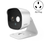 SriHome SH029 3.0 Million Pixels 1296P HD AI Camera, Support Two Way Talk / Motion Detection / Humanoid Detection / Night Vision / TF Card, AU Plug