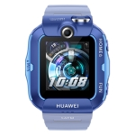 HUAWEI Kids Watch 4X, 1.41 inch AMOLED Screen, 1GB+16GB, Support Positioning / Video Call / Dual HD Camera / 50m Waterproof, 4G Network(Blue)