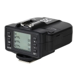 TRIOPO G2 Wireless Flash Trigger 2.4G Receiving / Transmitting Dual Purpose TTL High-speed Trigger for Nikon Camera