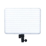 TRIOPO TTV-600 36+36W 5500-3200K 600 LEDs Flat Fill Light with Remote Control & Display