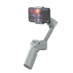 MOZA Mini MX 3 Axis Foldable Handheld Gimbal Stabilizer for Action Camera and Smart Phone(Grey)